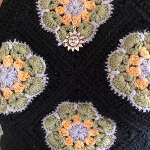 Urban Outfitters Tops - Crochet Halter Crop